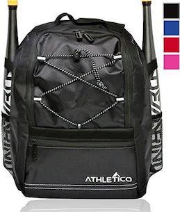 Athletico Youth Baseball Backpack