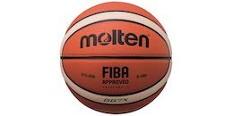 Molten GG7X best indoor basketball