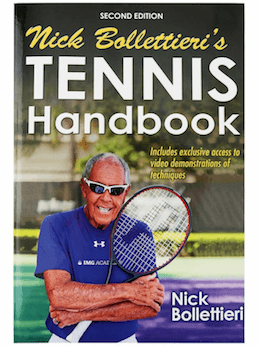 Nick Bollettieris Tennis Handbook 2nd Edition